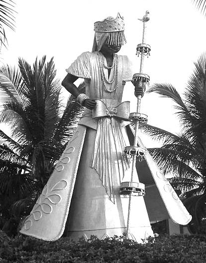 Statue of Obatala