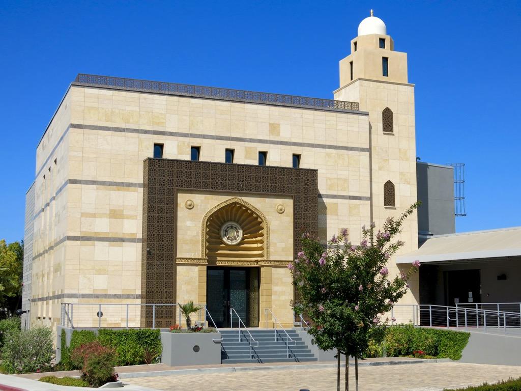 Masjid, Palo Alto, California