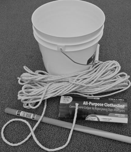 Assembled materials