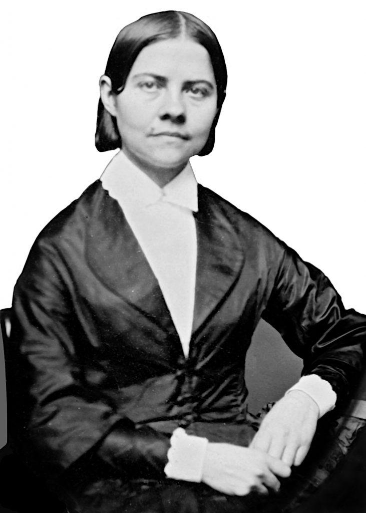 Daguerrotype of Lucy Stone